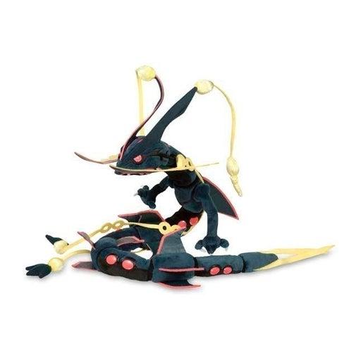 Shiny Mega Rayquaza Pokemon Plush - 45in