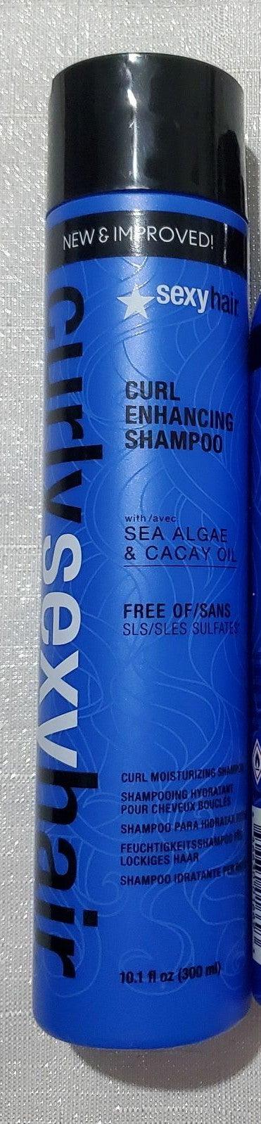 Curly Sexy Hair Shampoo