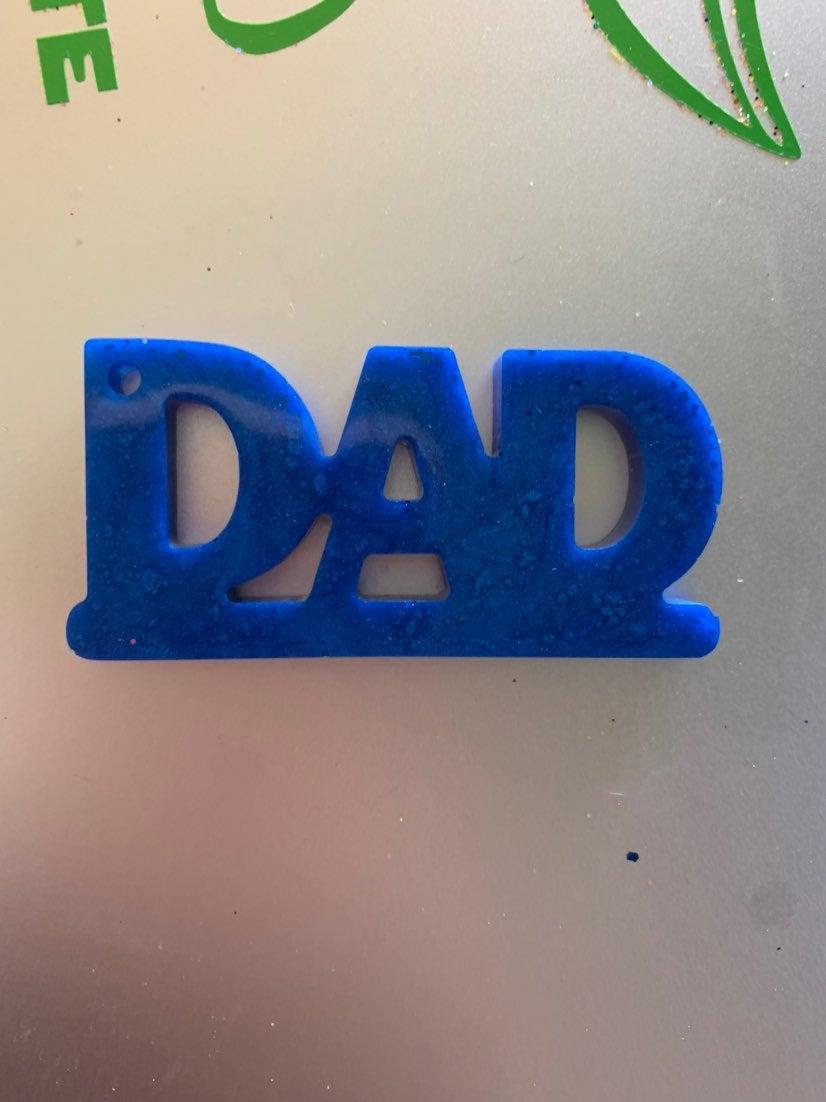 Dad keychsins