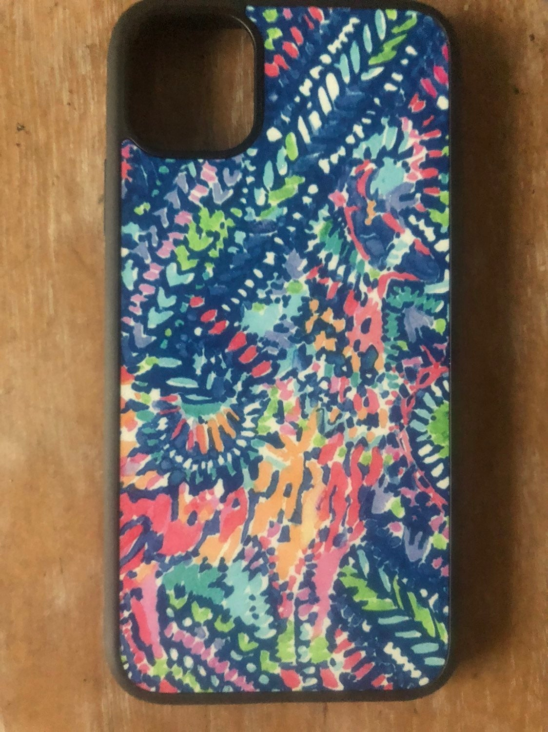 Iphone 11 lilly pulitzer inspired case