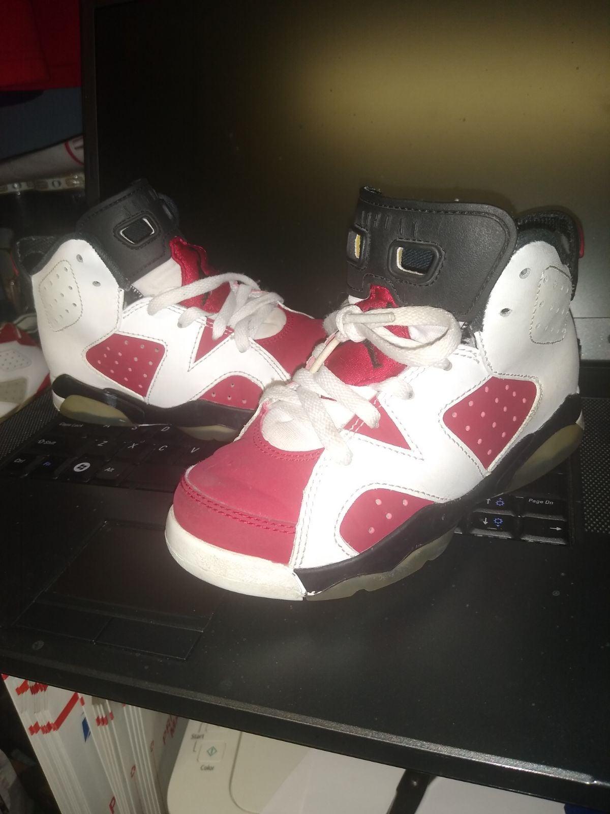 Air Jordan 6 size 11c