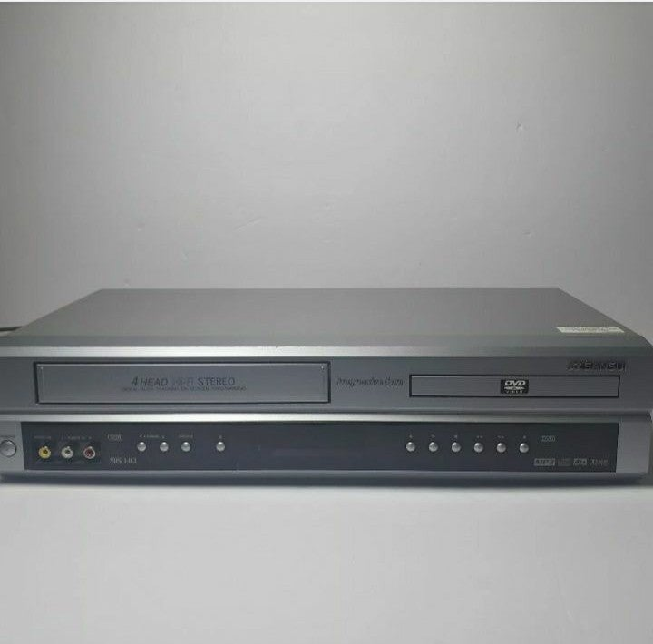 SANSUI DVD VCR Combo 4Head Hi-Fi Stereo