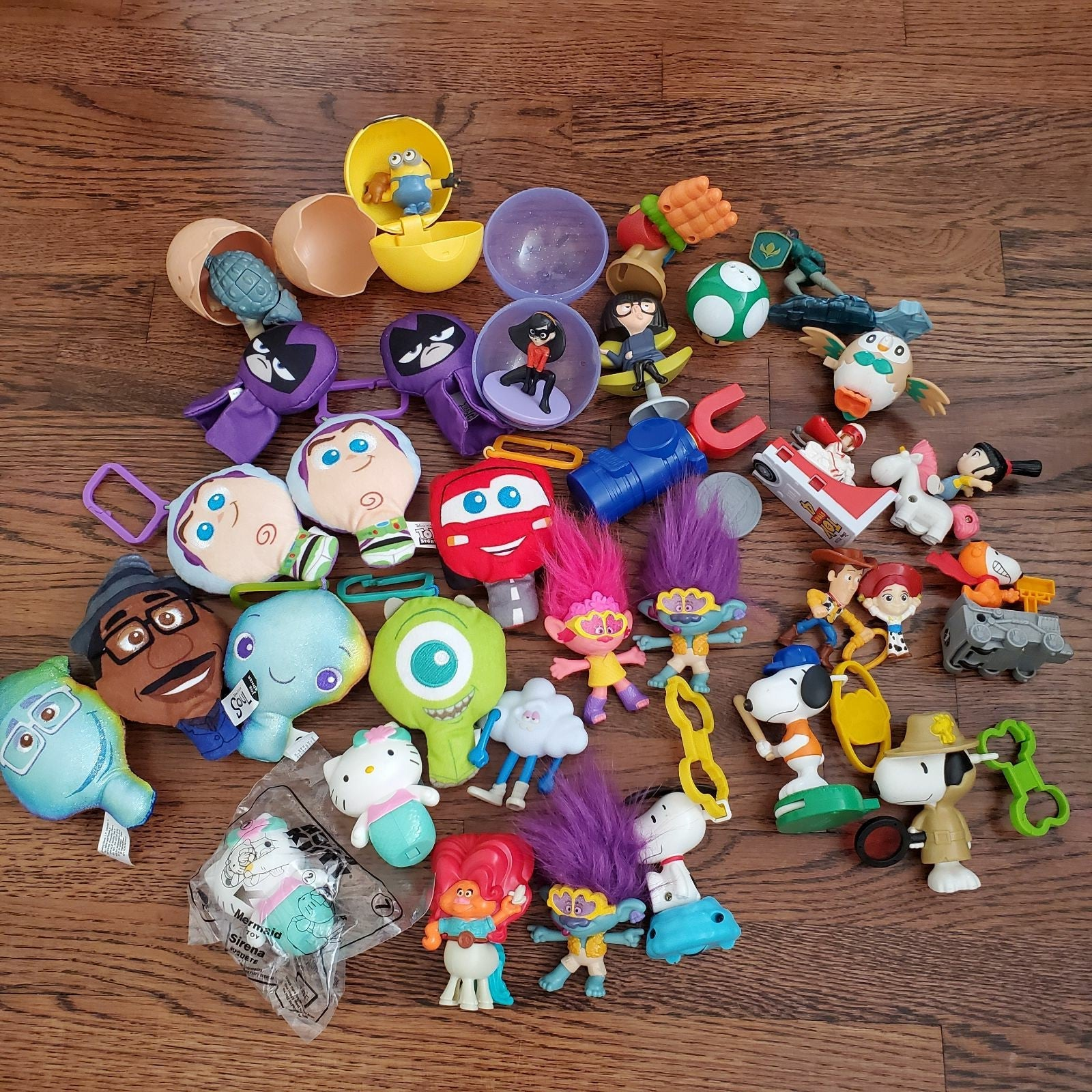Happy Meal Toys Lot