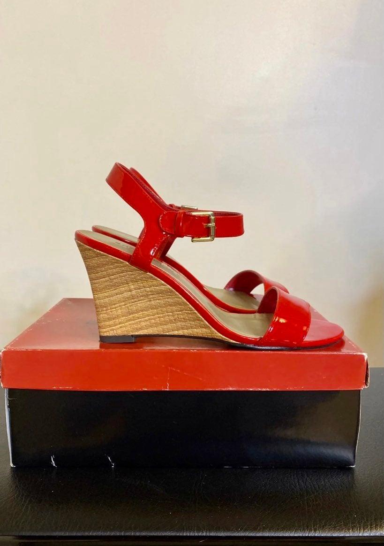 Ann Marino Mistie Wedge Heels