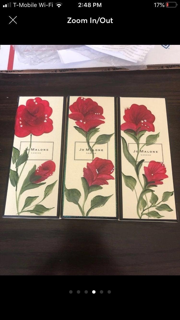 Jo Malone gift boxes