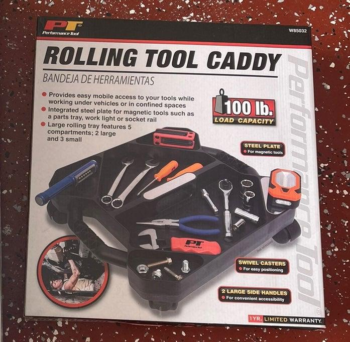 PerformanceTool Rolling Tool Caddy