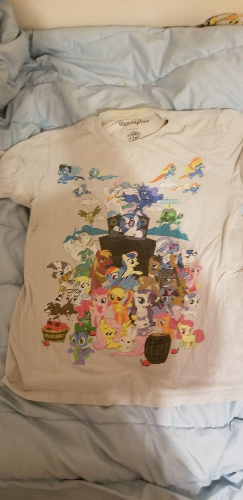 my little pony friendship is magic shirt