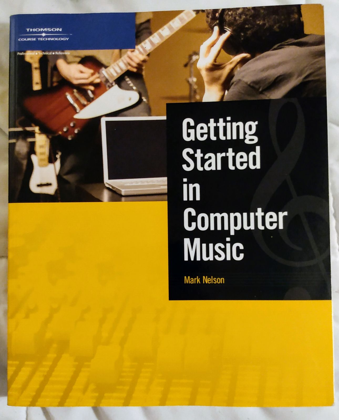 Getting Started in Computer Msic