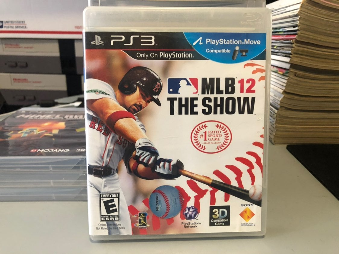 MLB 12 The Show (PlayStation 3, 2012)