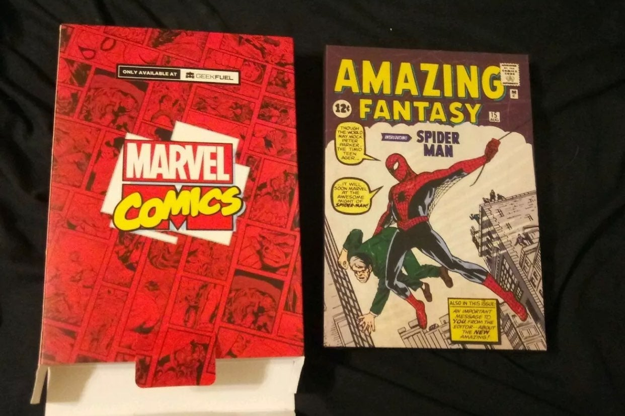 Marvel Comics Spider-Man Wall Art