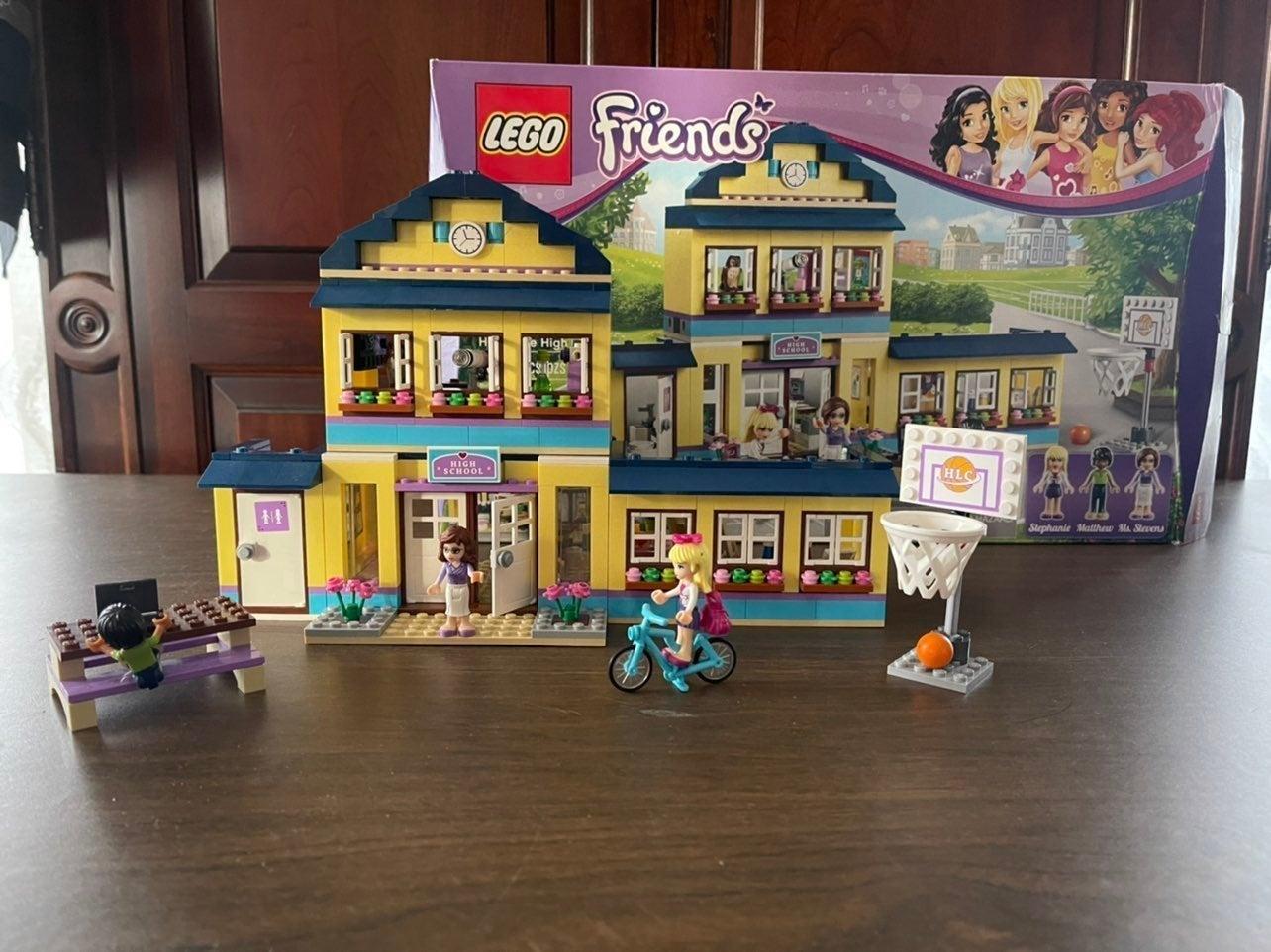 Lego Friends Heartland High
