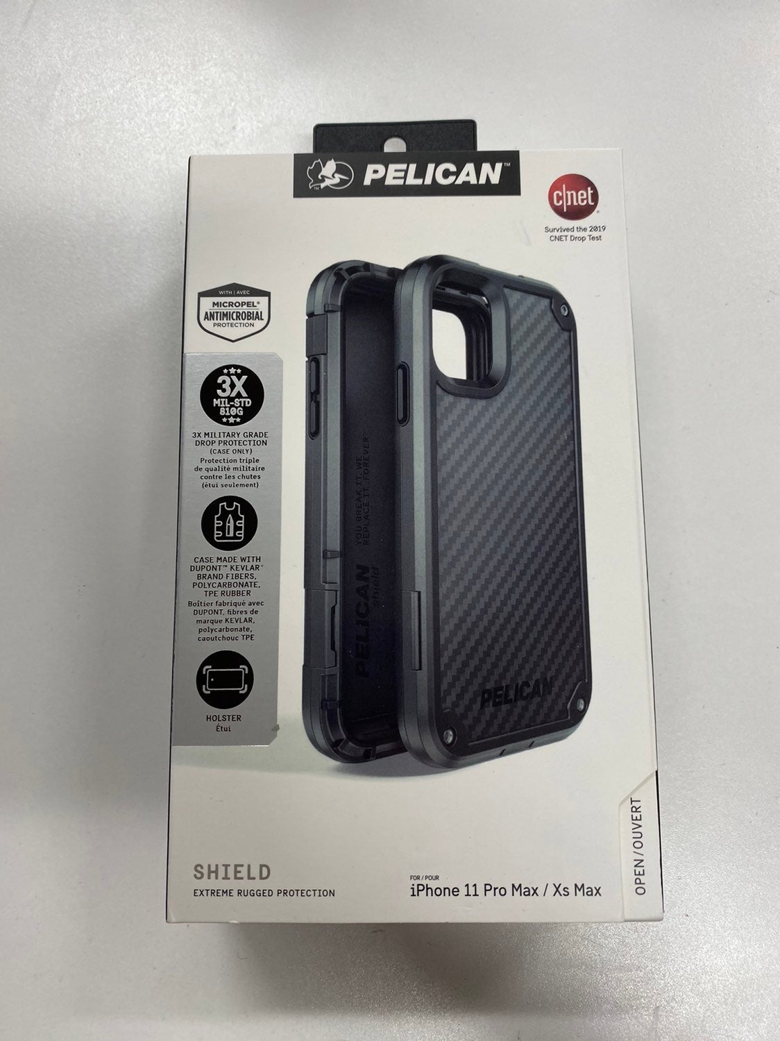 iPhone 11 Pro Max Pelican Case Holster