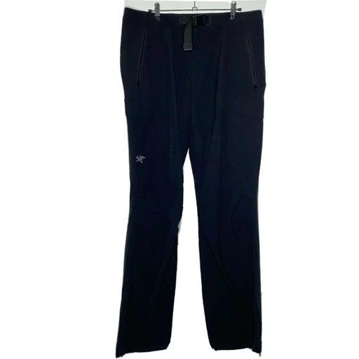 ARC'TERYX Mens Sz L 36 Black Pants