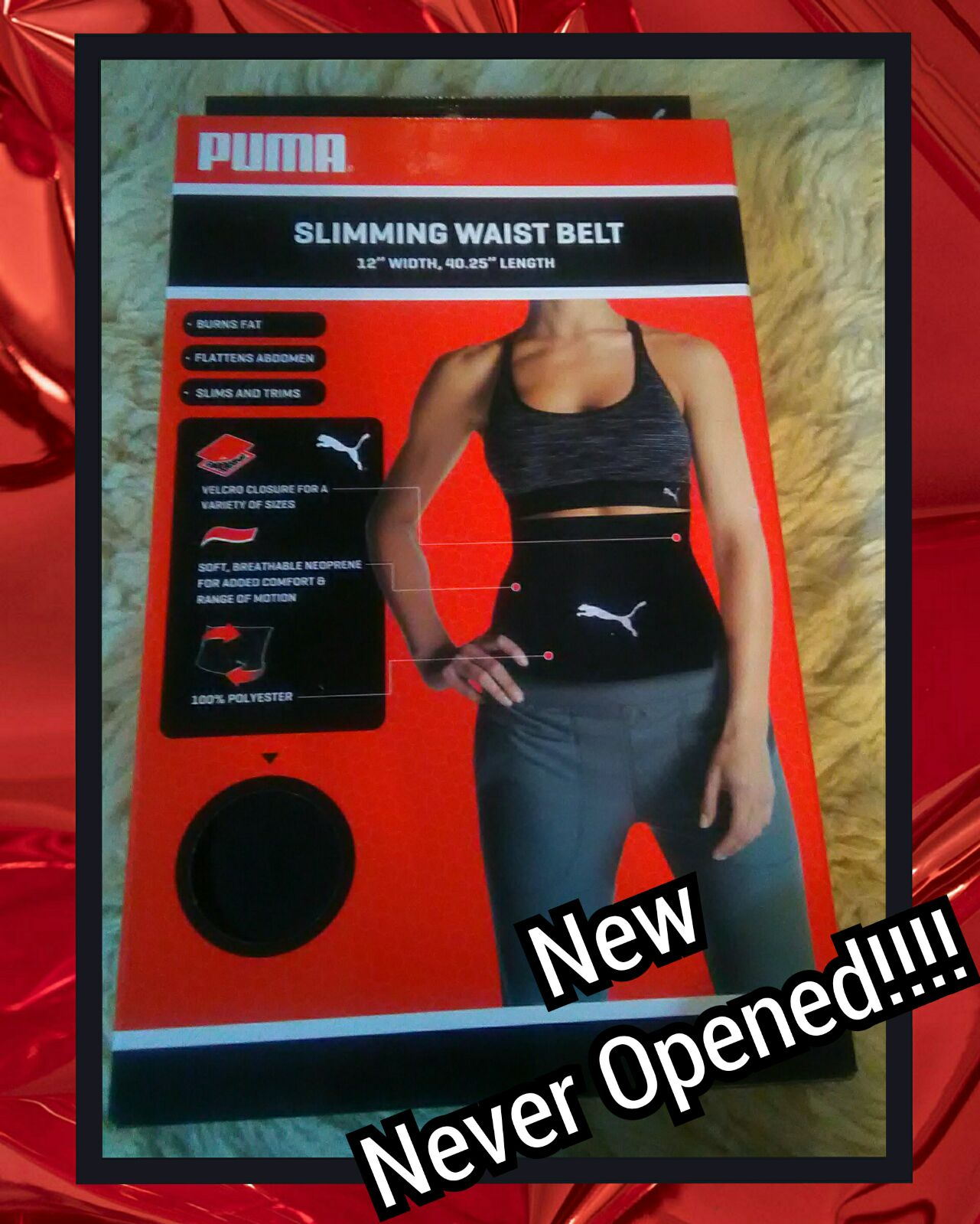 Puma Waist Slimming Belt
