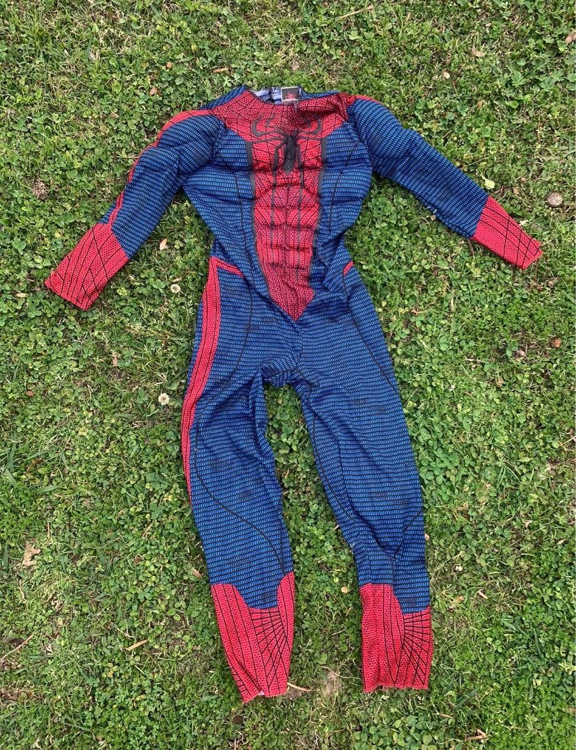 Spider-Man costume size small