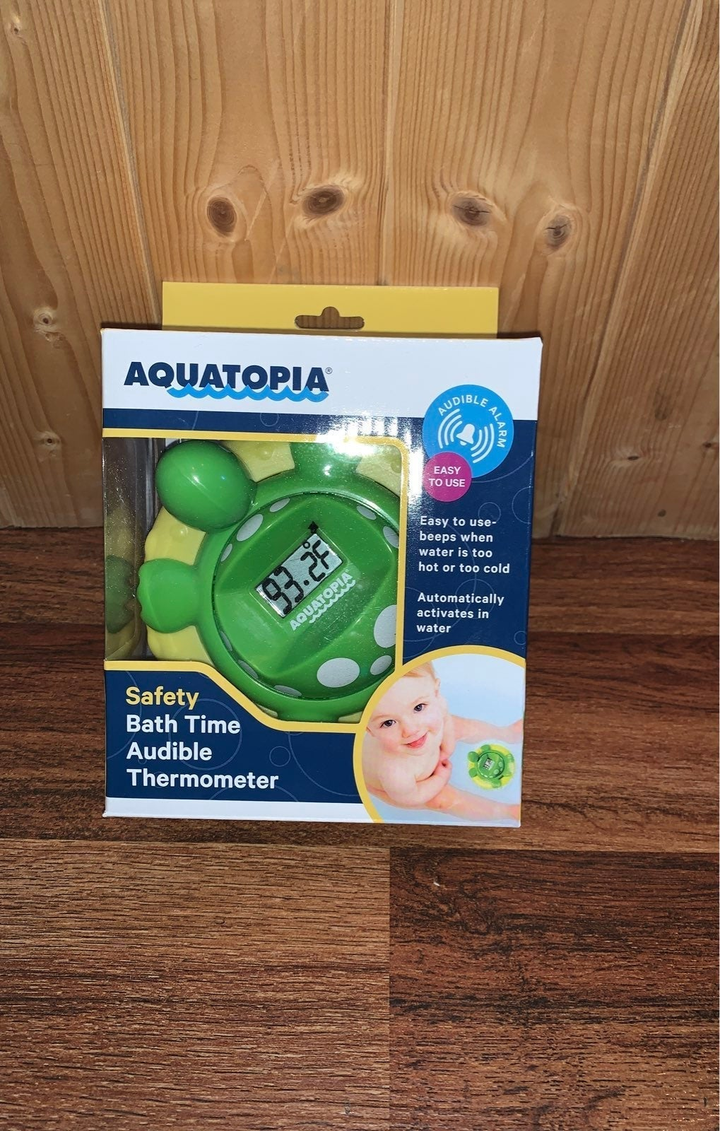 Aquatopia Satefy Bath Thermometer