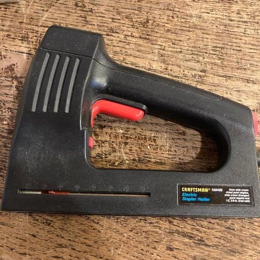 Craftsman Electric Stapler 68496