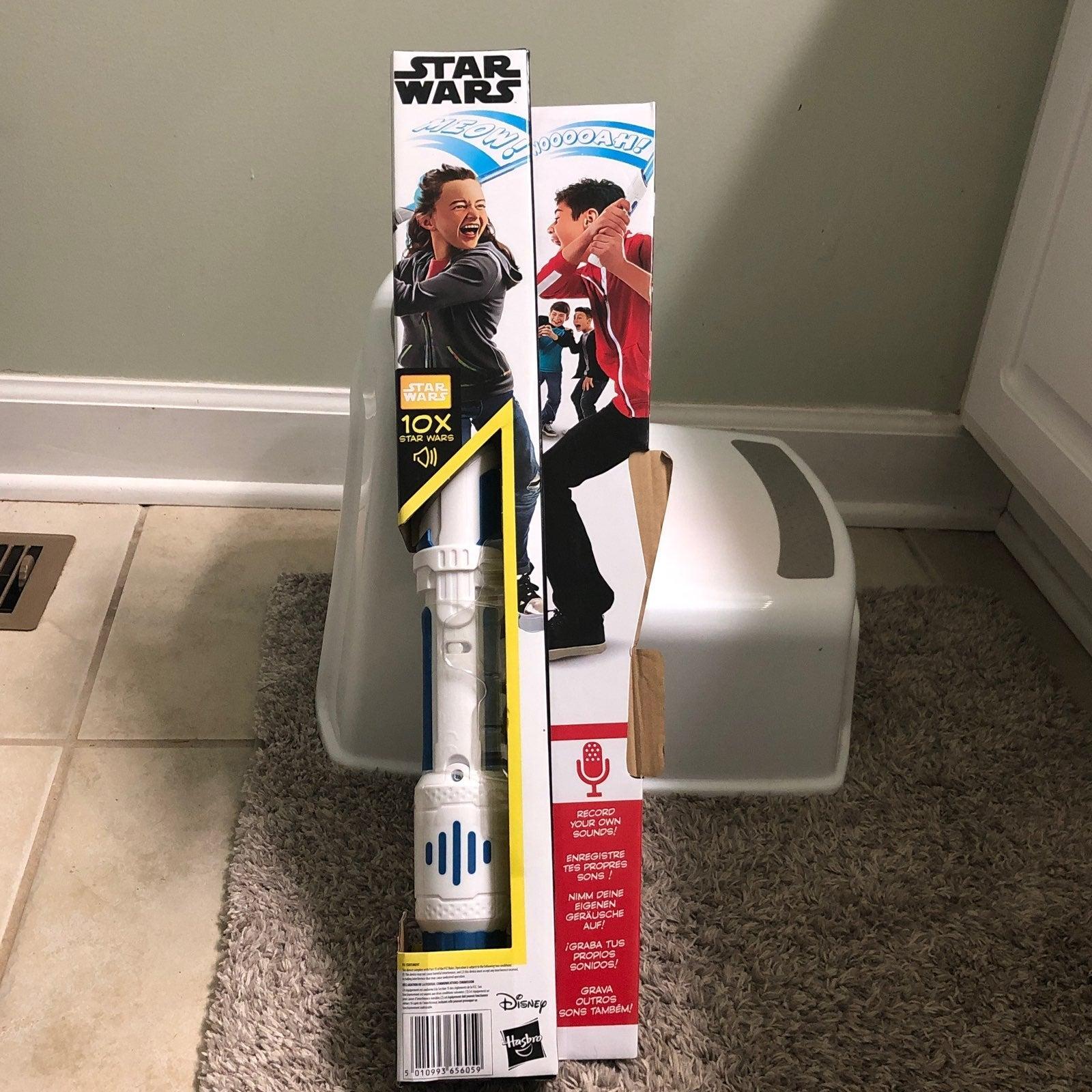 Star wars scream saber