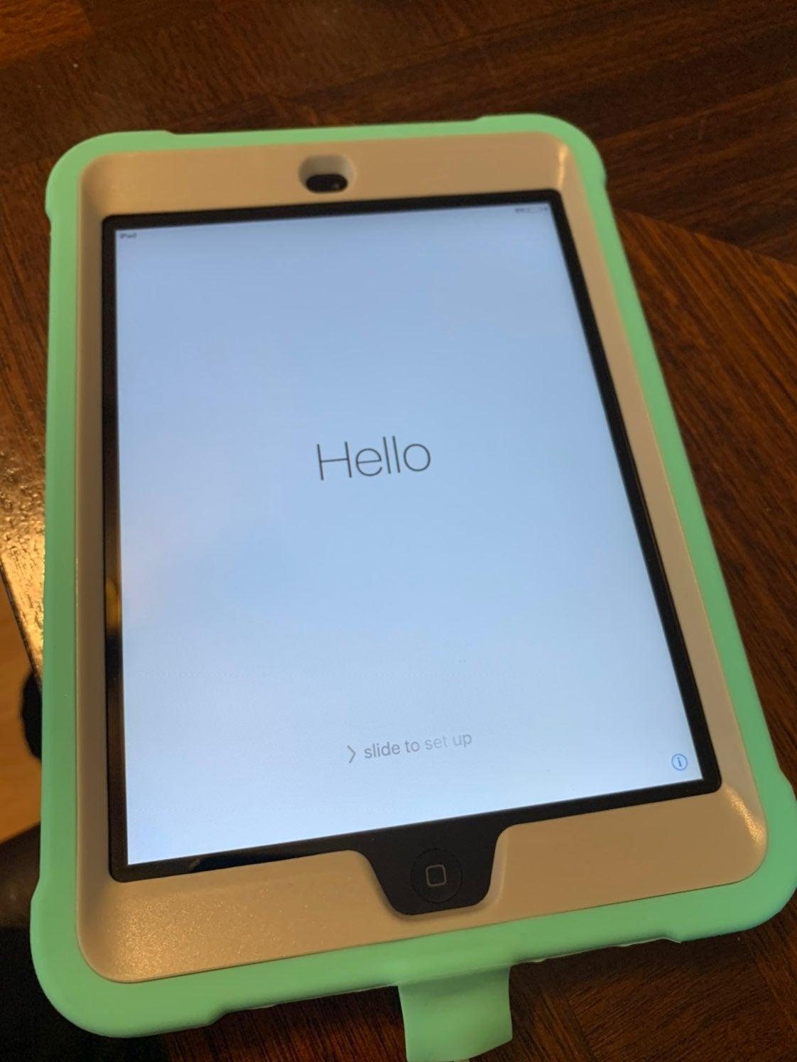 iPad mini 1st generation Black & Slate 1