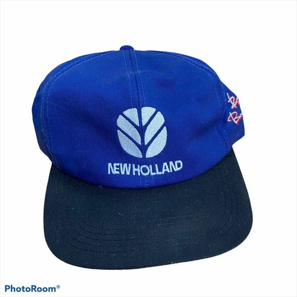 New Holland Vintage Ron Barfield Hat
