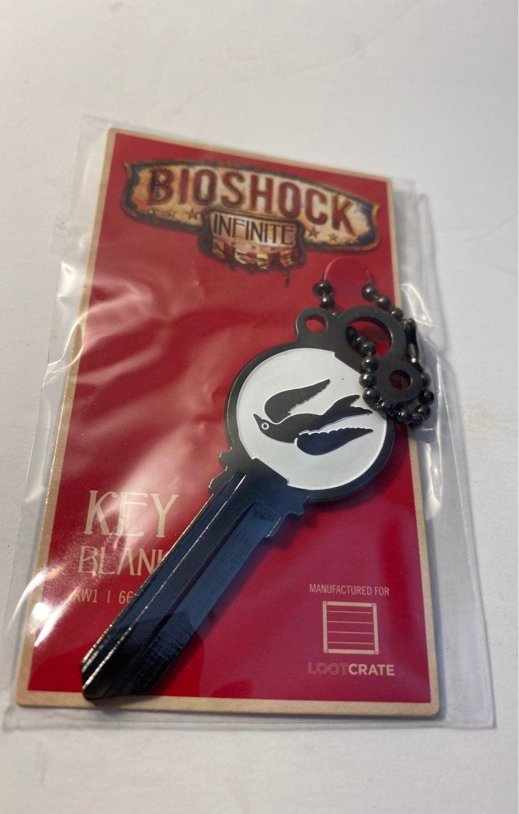 Bioshock Infinite Blank Key