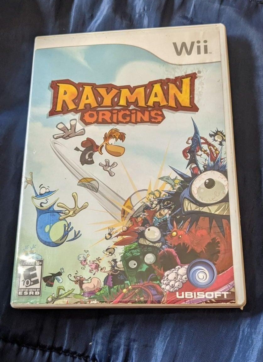 Rayman Origins on Nintendo Wii