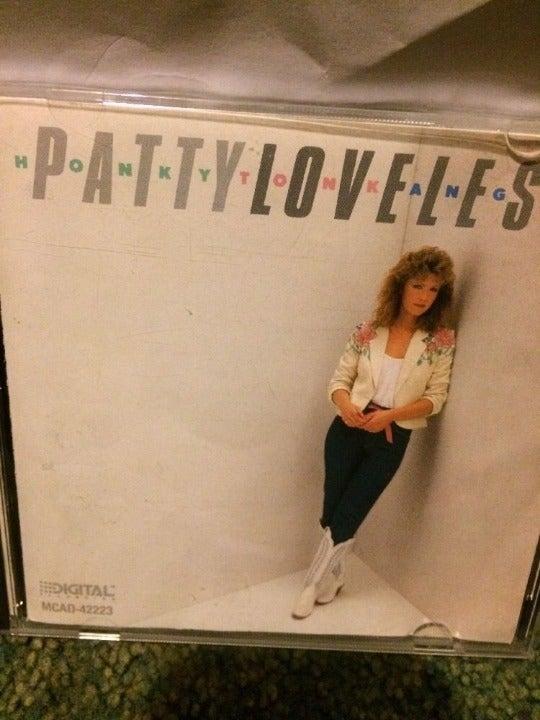 Honky Tonky Angel by Patty Loveless CD