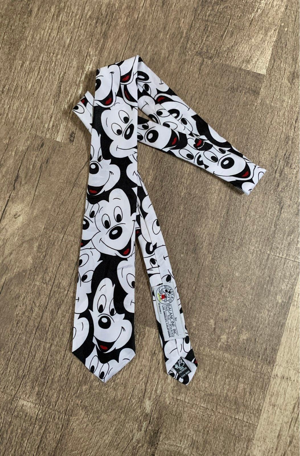 Mickey tie