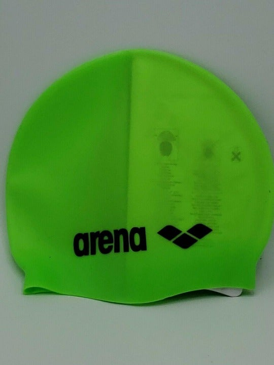 Arena Swim Cap Green