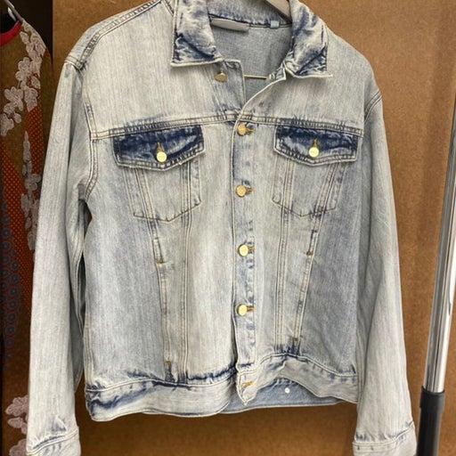 NWT FOG Fear Of God Mens jean jacket