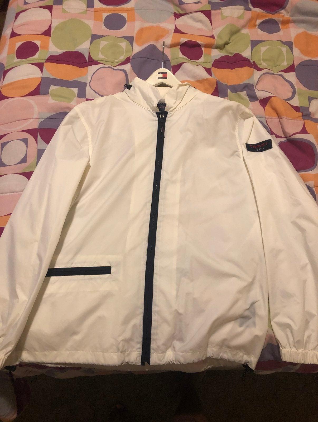 Tommy Hilfiger Retro Zip Up Jacket