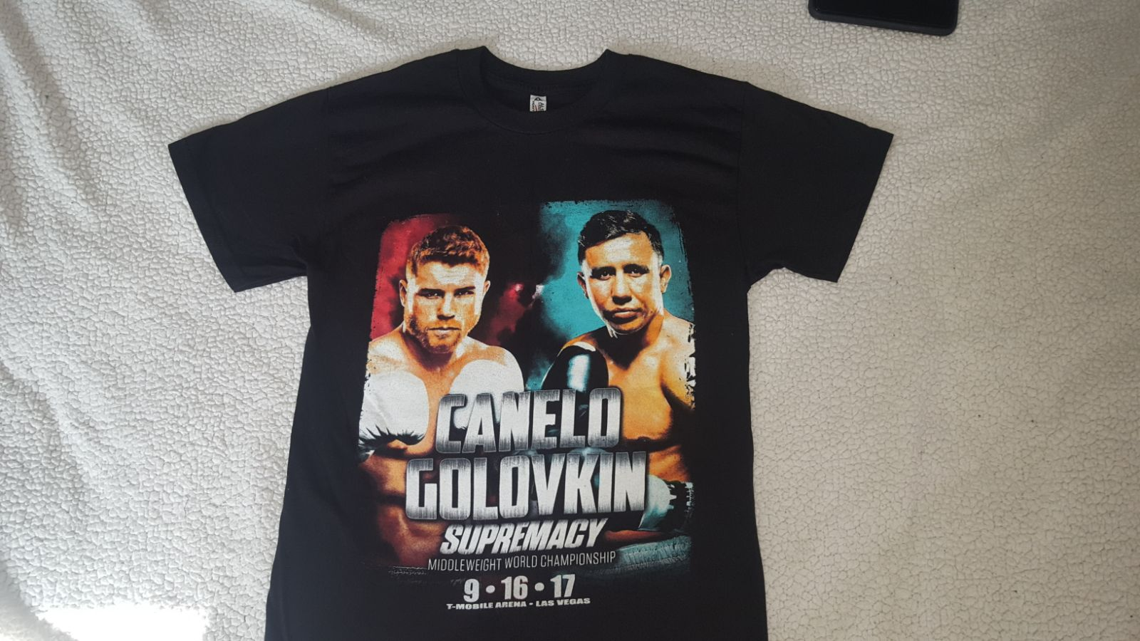 Shirt boxing sz S