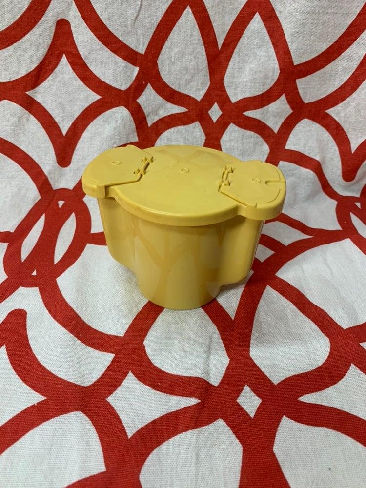Tupperware Sugar Container