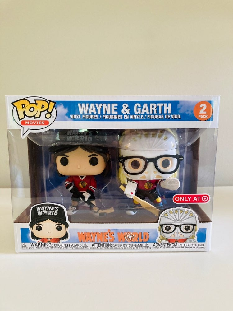 Funko Pop Wayne & Garth Waynes World