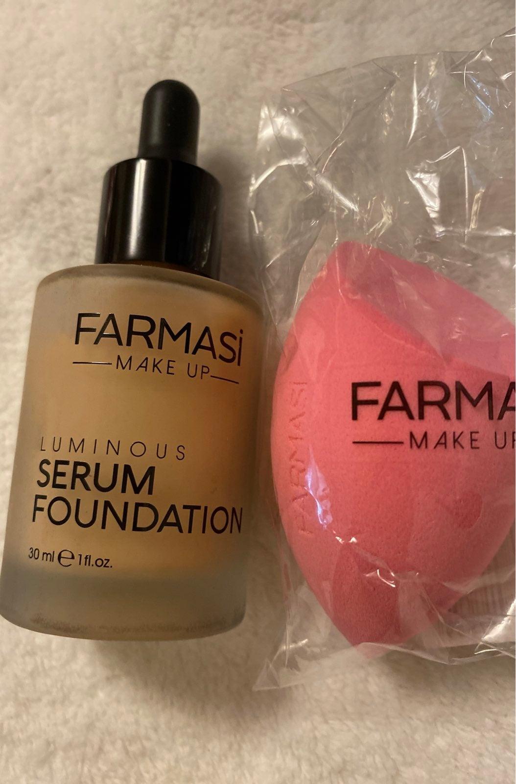 Serum foundation bundle for betsey