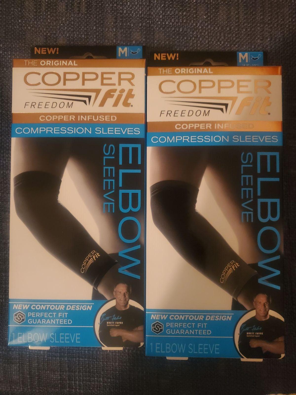 Copper Fit Elbow Sleeve Medium