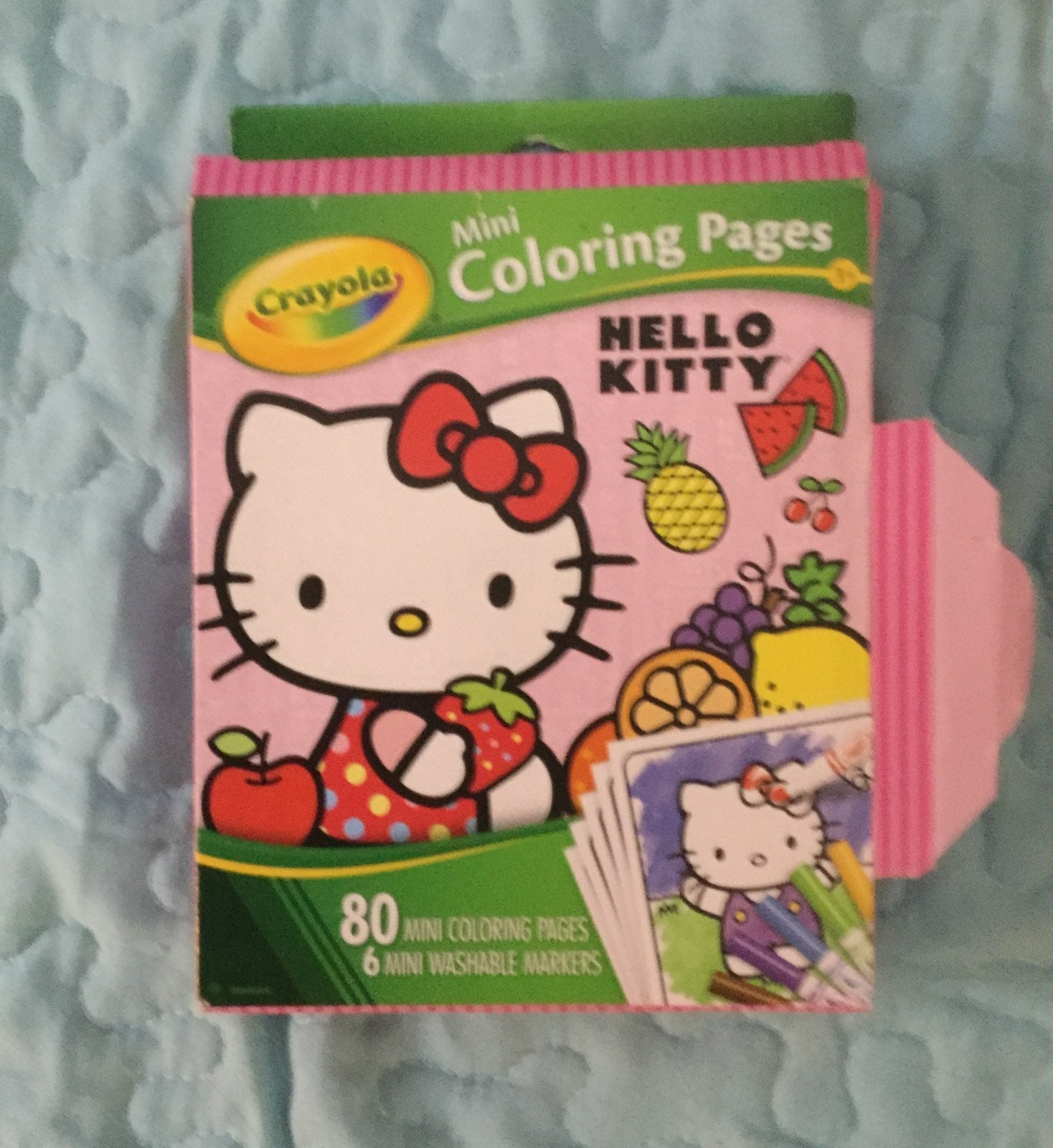 Hello Kitty coloring pack