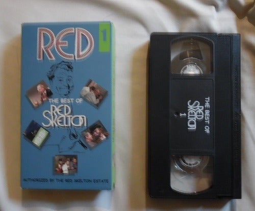 THE BEST OF RED SKELTON VHS