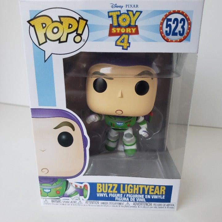Funko Pop! Toy Story 4 Buzz Lightyear