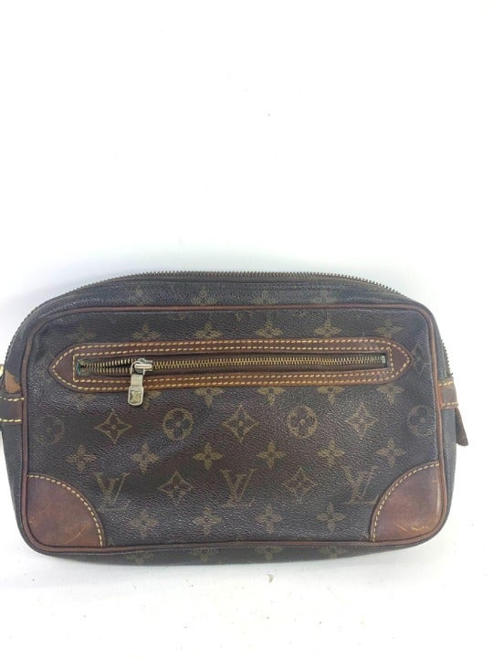 Louis Vuitton Monogram Dragonne GM