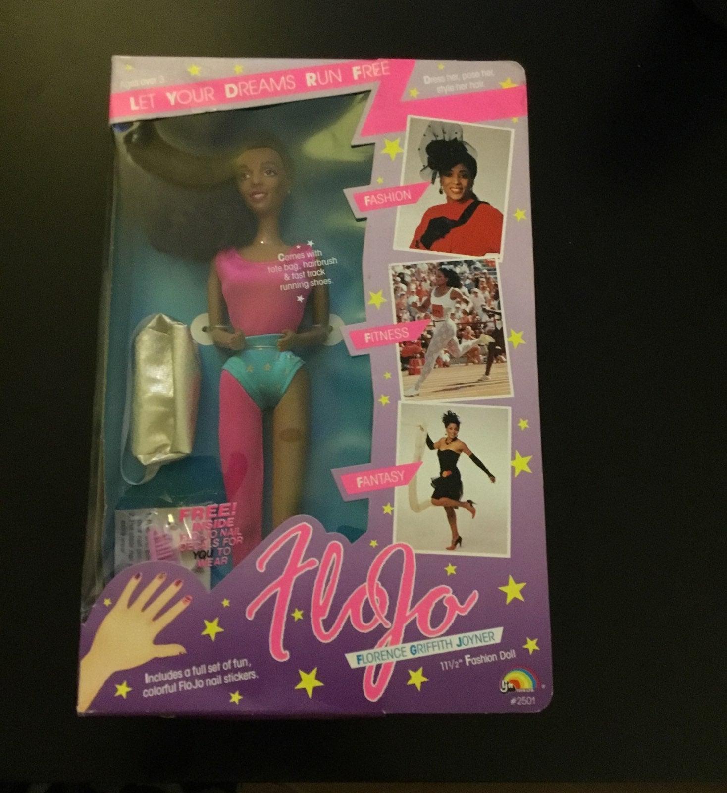 FloJo doll