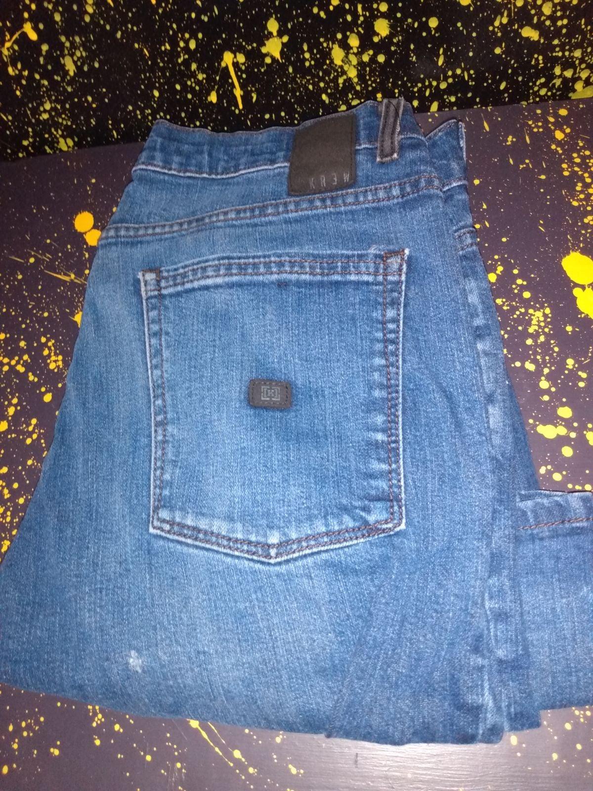 Men's Krew Klassic Jeans 36/32