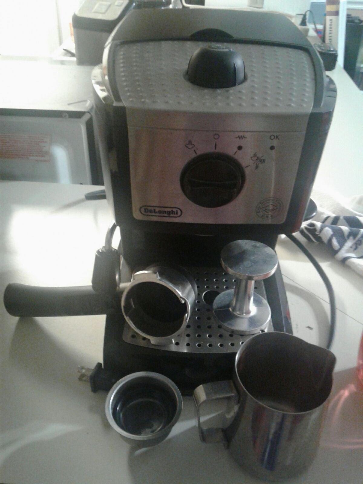 Delonghi Espresso Machine Coffee Maker