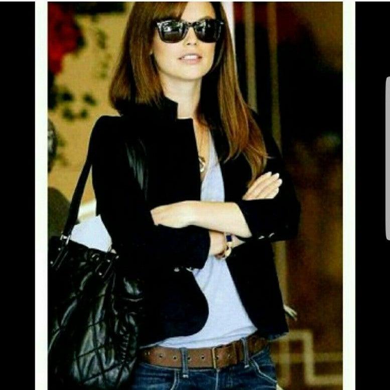 Nicole by Nicole Miller velvet jacket