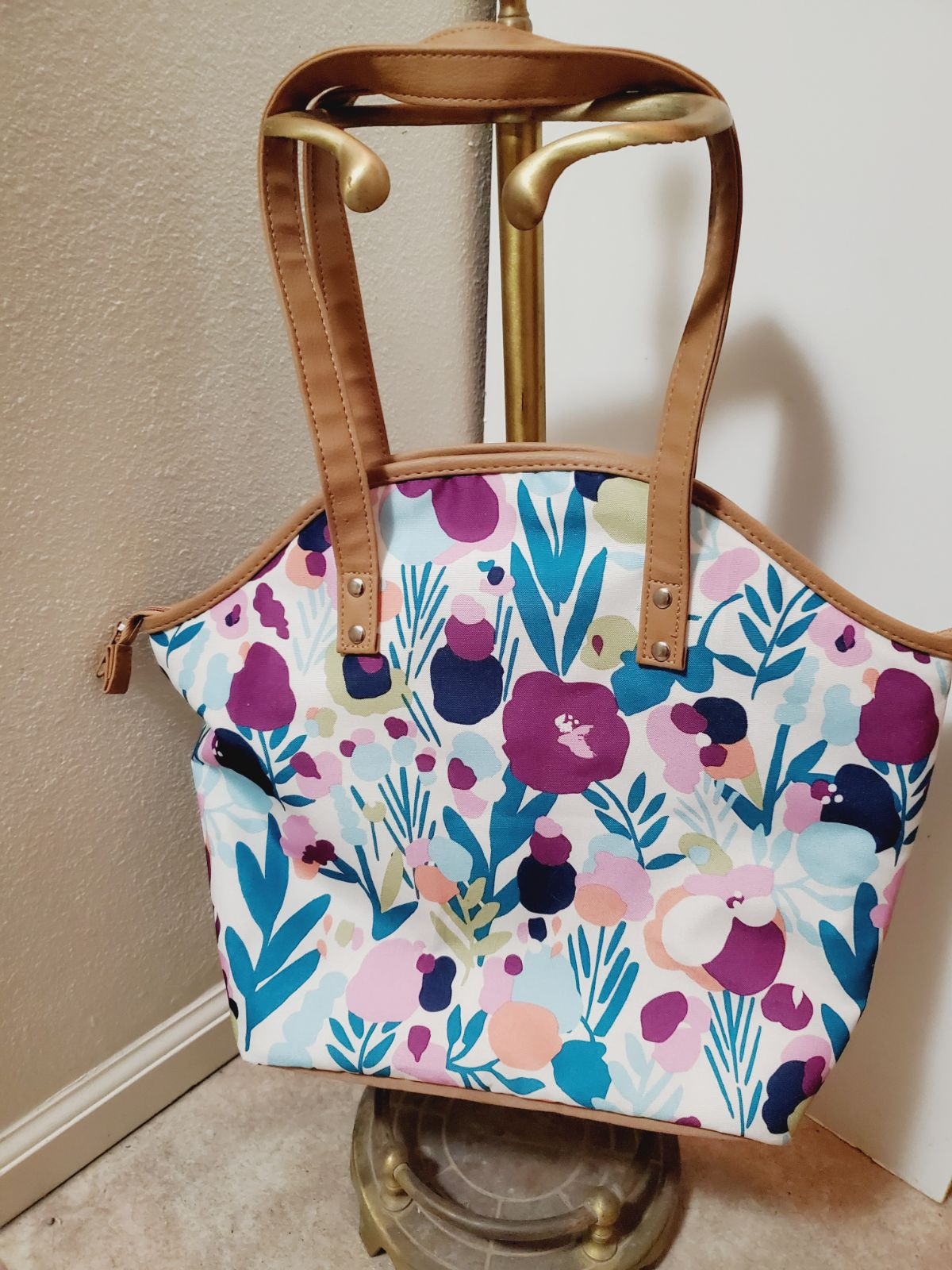 Fit and Fresh Womens Insulated Lunch Bag