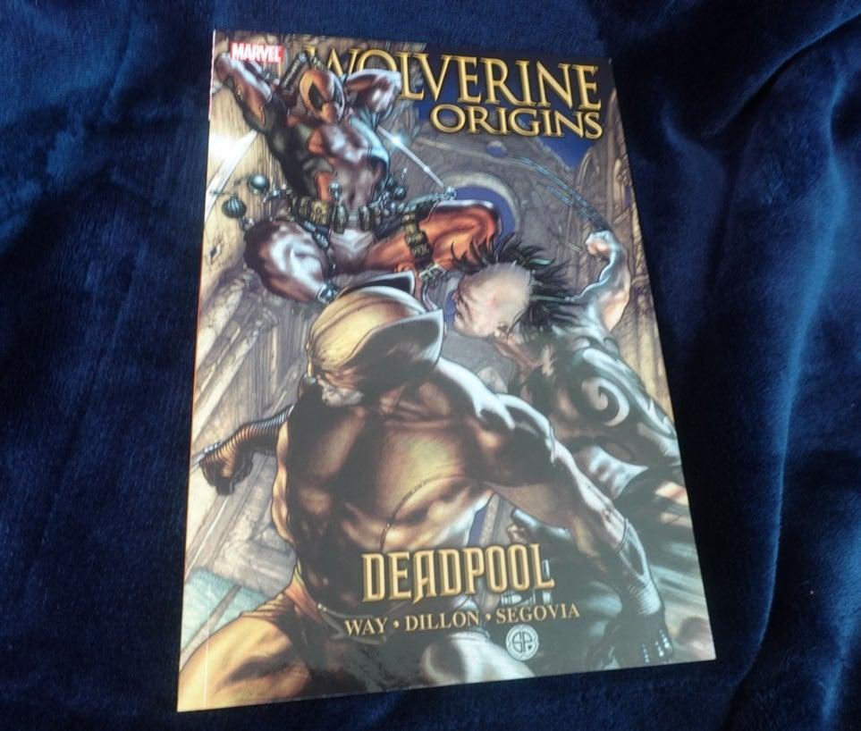 Wolverine Origins: Deadpool