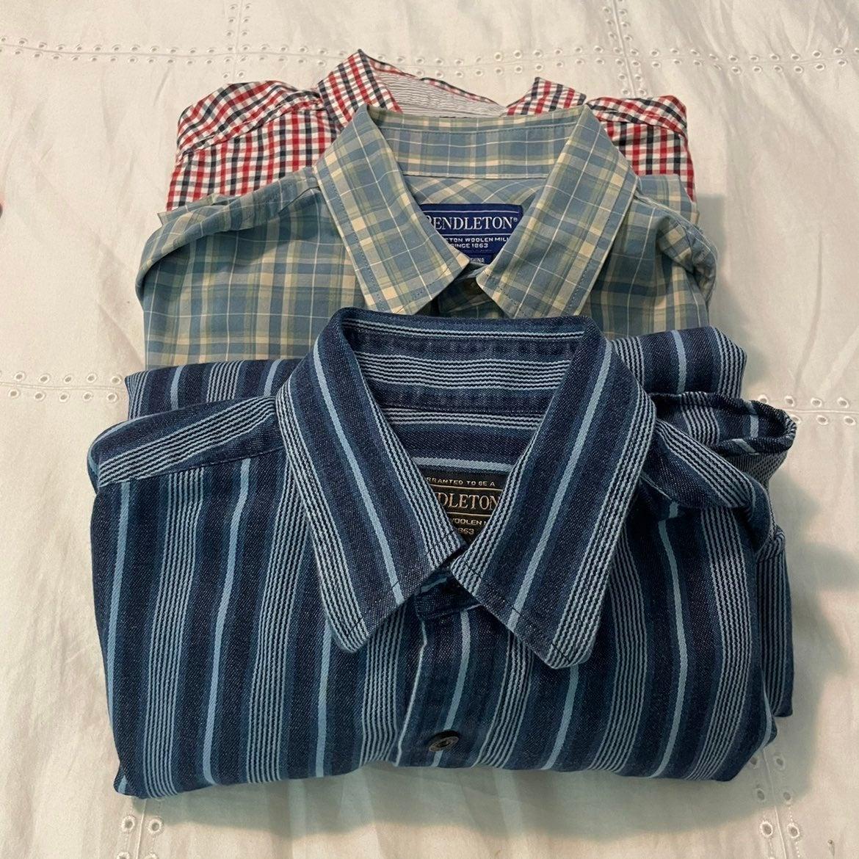 Button down shirt bundle
