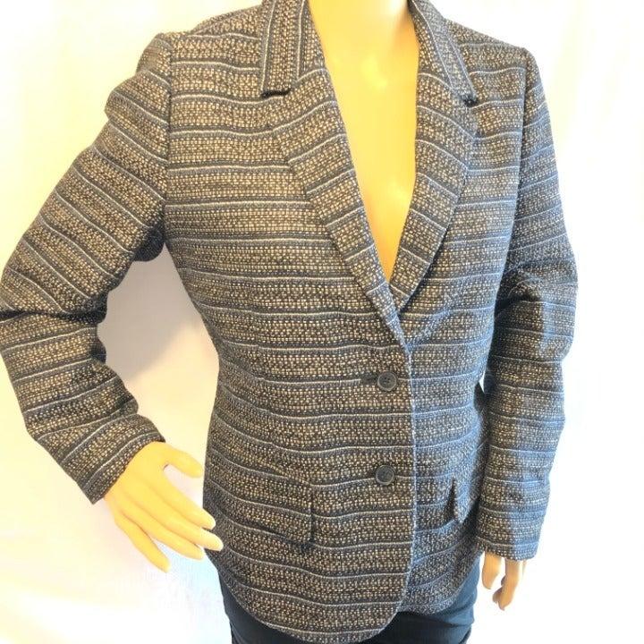 Lucky Brand Size 8 Blazer Style Jacket