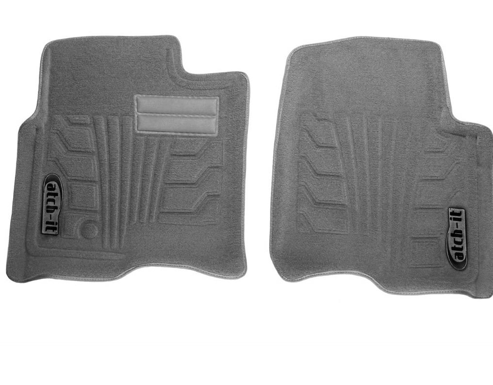 Lund 583108-G Catch-It Carpet Grey Ford-