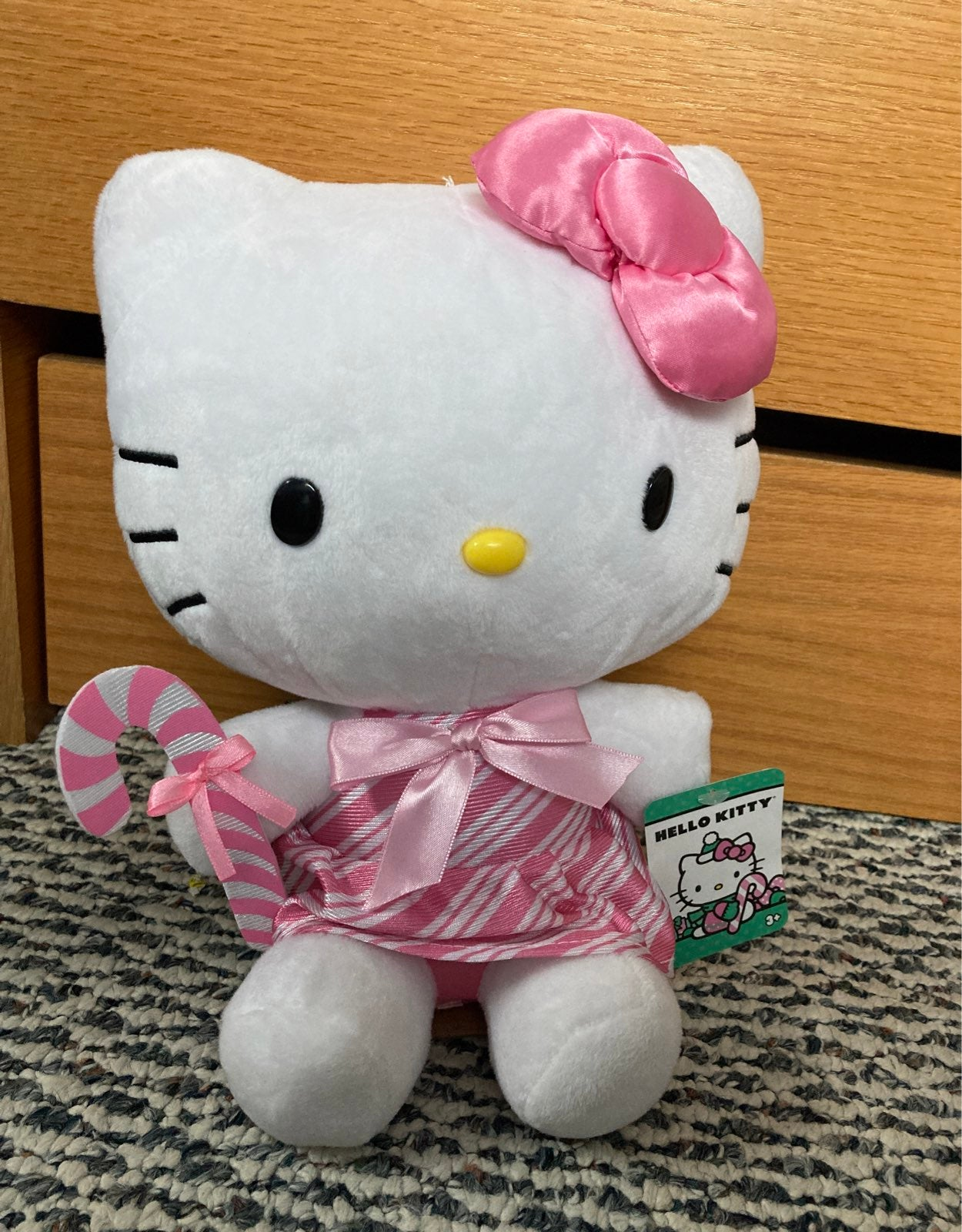Hello Kitty Plush